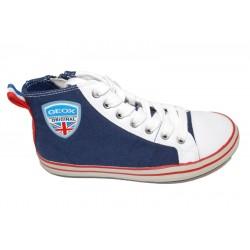Geox KiwiBoy  Sneaker Alta...