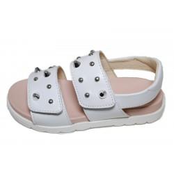 Naturino Fraser Sandalo Bianco