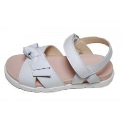 Naturino Blyde Sandalo Bianco