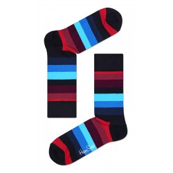 Happy Socks Stripe Sock Nero
