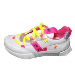 Naturino Pliss Sneaker White